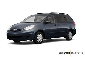 Minivan - 8 passenger