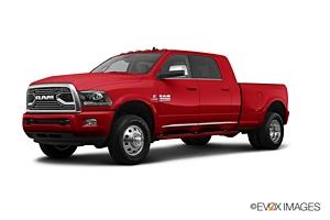 1 Ton Dually Truck (Diesel Engine)