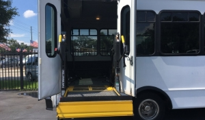 Wheelchair Transport Van