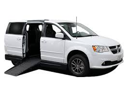 Side Entry MiniVan