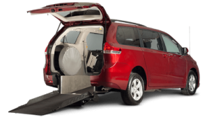 Standard Rear Entry