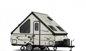Forest River Flagstaff Popup Travel Trailer
