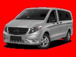 Minivan 8 seater Merc Metris
